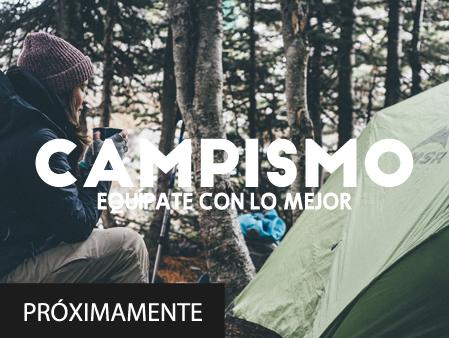Campismo 2 - Inicio