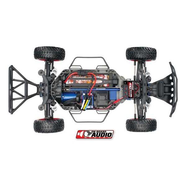 Traxxas Slash VXL 4WD Fox Racing
