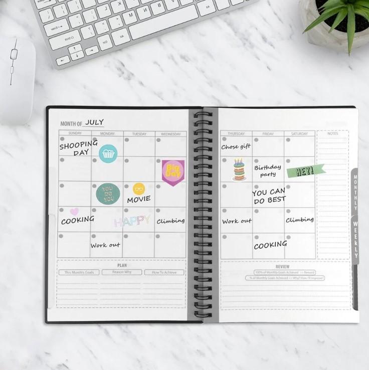 NEWYES A5 Smart NoteBook Reusable Libreta Magica