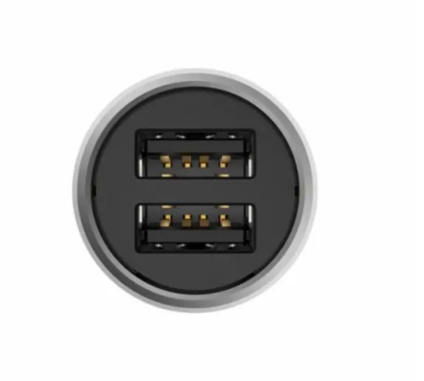 Xiaomi QC3.0 X2 De aluminio USB Dual Quick Charge Cargador