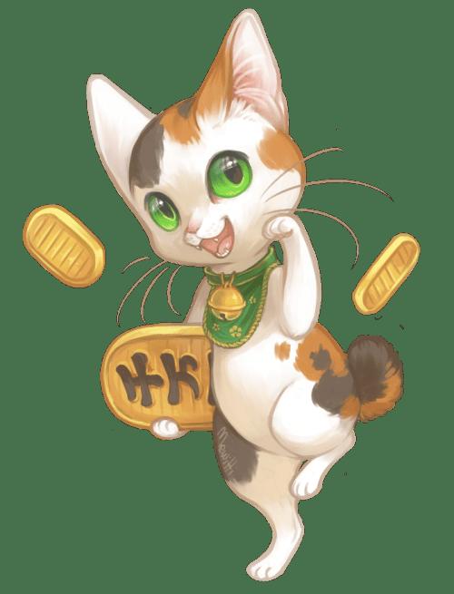 favpng japan cat maneki neko luck bsm9ht4Q 1 - Streaming