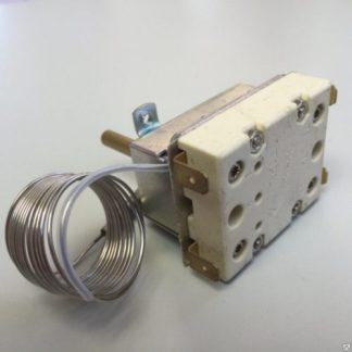 Термостат 300 °С универсальный рабочий VC-DK-4-4  2-х полюсный