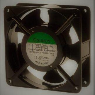Вентилятор, мотор DP200A2123XBT охлаждения ПКА6-1/1ПМ(ВМ),10-1/1ПМ(ВМ) АБАТ