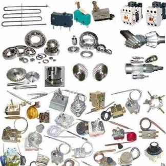Запасные части к оборудованию