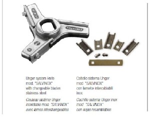 Salvinox-Salvador ножи и решетки для профессиональных мясорубок предприятий питания.