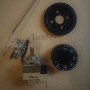 Термостат, терморегулятор WZA 300 гр С