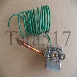 Термостат аварийный 90°C Kromo Dihr 10707/1