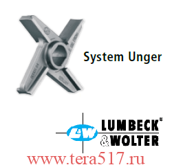 Нож Unger Lumbeck & Wolter U 200 Robot S 4