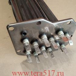 ТЭН пароконвектомата AOS101 ETA 1 Electrolux 17 кВт 400 В