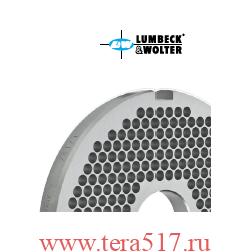 Решетка D/114 UNGER 4,5 мм Lumbeck & Wolter