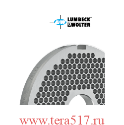 Решетка D/114 UNGER 20 мм Lumbeck & Wolter