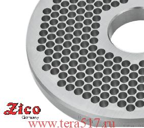 Решетка D/114 UNGER 4.0 мм ZICO