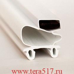 Резина уплотнительная для ШХ (655х1545) белая 2935003d Полаир (Polair)