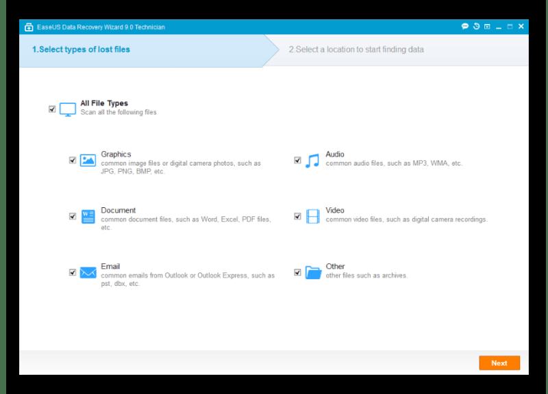 Pendeteksian beragam file