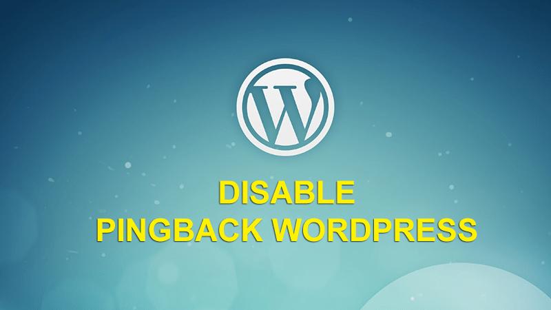 Pingback Trackback WordPress