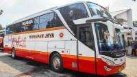 Jam Keberangkatan Bus Patas Harapan Jaya via tol
