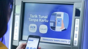 Ambil uang BCA tanpa kartu ATM