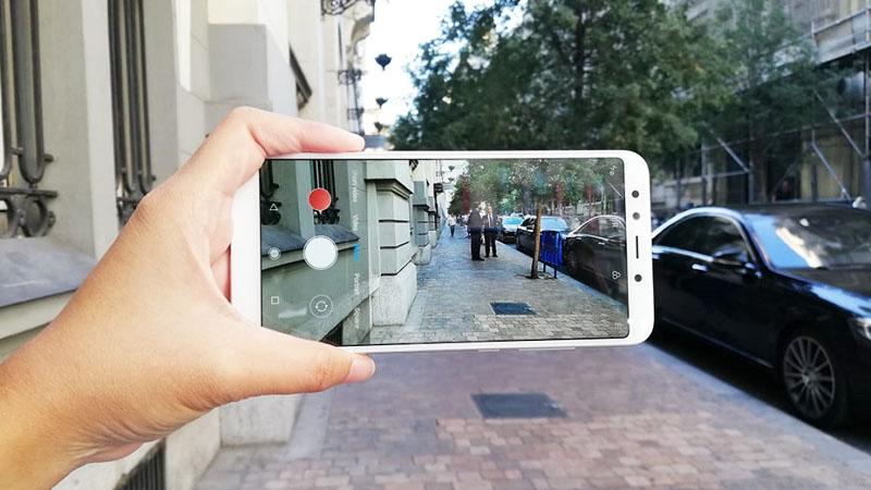 Video Stabilization Xiaomi
