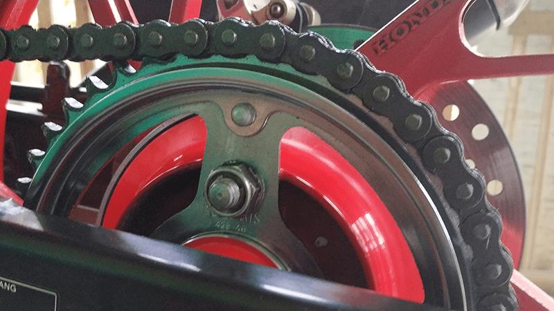 Harga Gearset Indoparts CB150R
