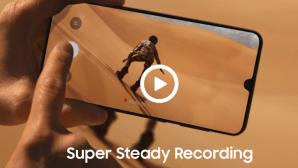 Teknologi penstabil rekaman video hape Samsung