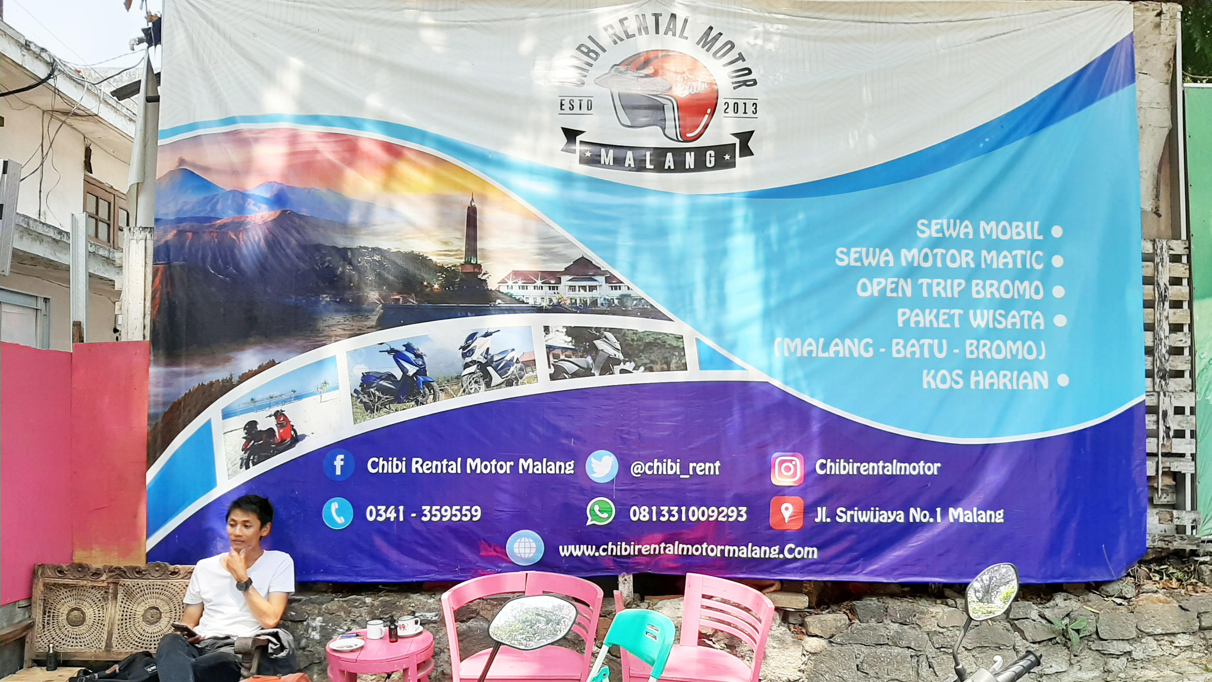 Rental Dekat Stasiun Malang