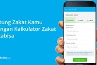 Aplikasi Kalkulator Zakat Online Untuk Android 2