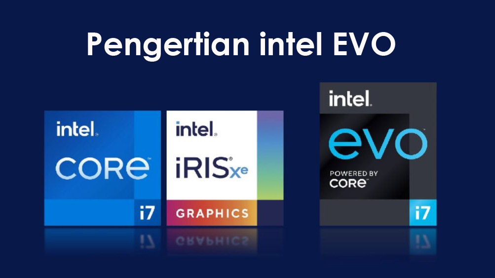 Pengertian Label Intel EVO