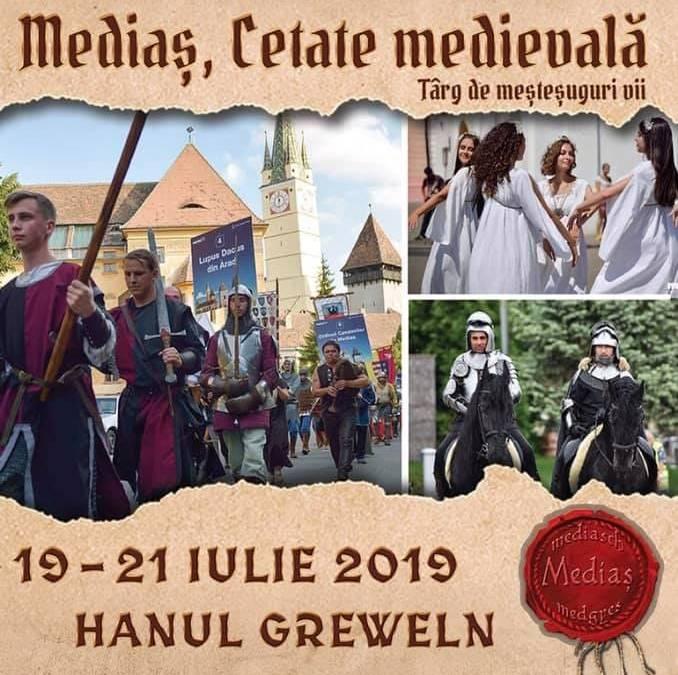 Festivalul Mediaș, cetate medievală