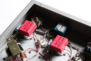 ALTEC 15095 Western Electric 408A 412A Line pre- main amplifier-10