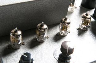 ALTEC 15095 Western Electric 408A 412A Line pre- main amplifier-3