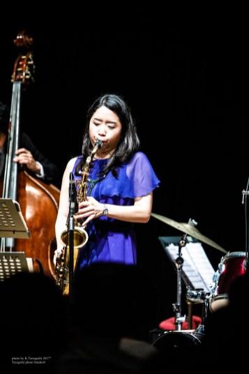 20170728_octet live_Vincent Herring and Erina Terakubo-0002