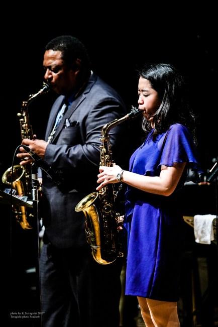 20170728_octet live_Vincent Herring and Erina Terakubo-0602