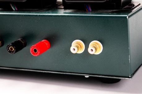 真空管アンプ-3163