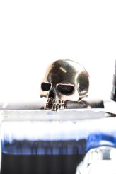 THE GREAT FROG Skull Ring-0502