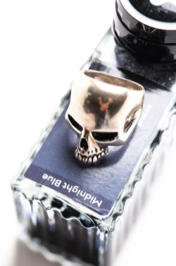 THE GREAT FROG Skull Ring-0505