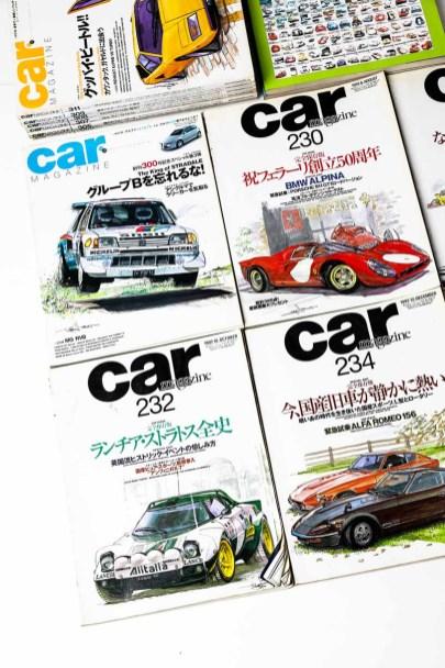 car mag-4702