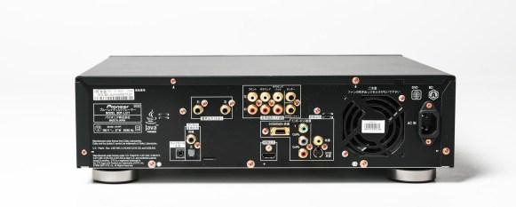 pioneer bdp lx71-0955