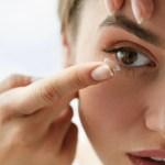 Para usuarios de lentes de contacto