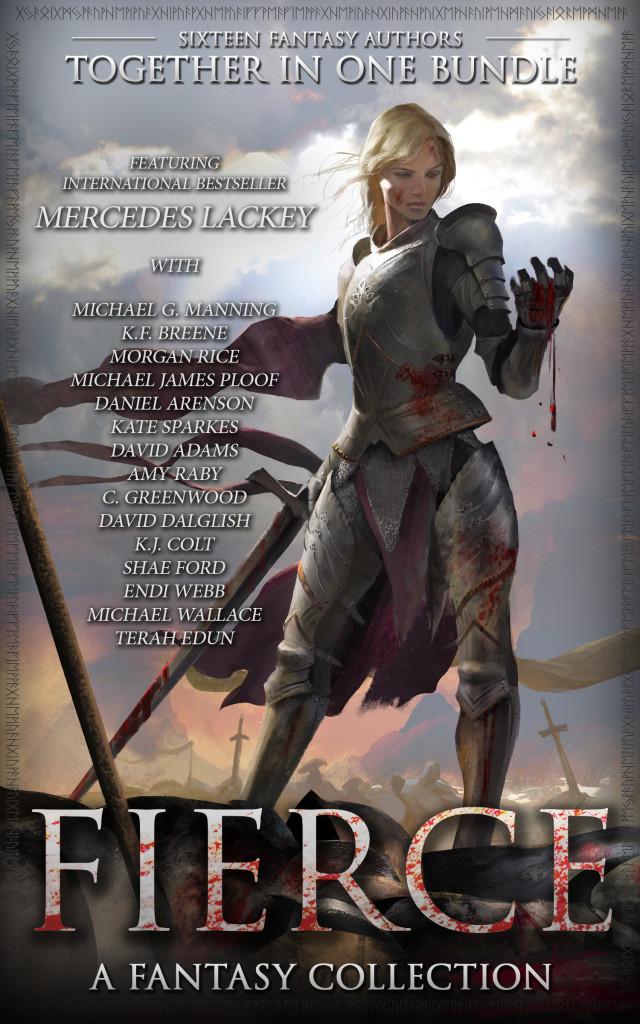 FIERCE, Sixteen Authors Of Fantasy