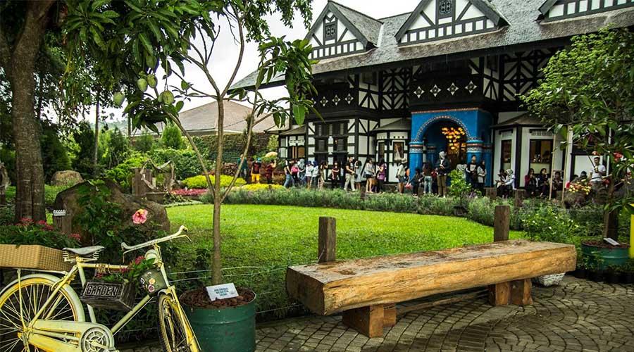 Farmhouse Lembang di Bandung