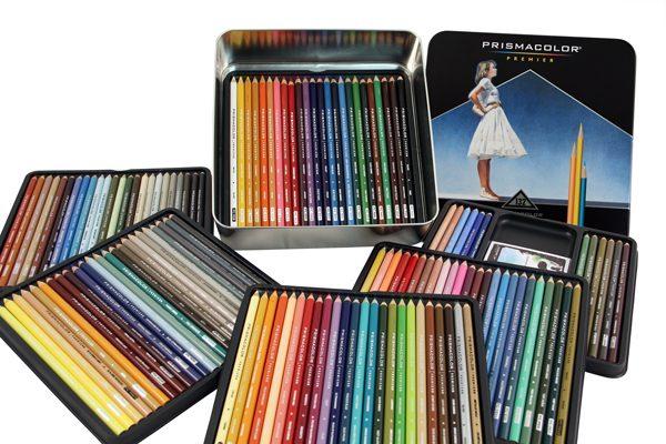 Merk Pensil Warna