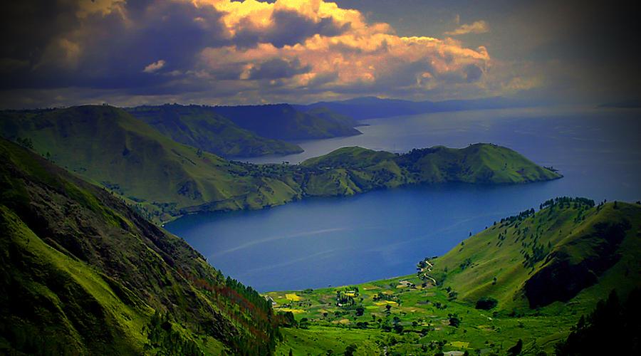 Danau Terdalam Di Dunia Dua Diantaranya Ada Di Indonesia