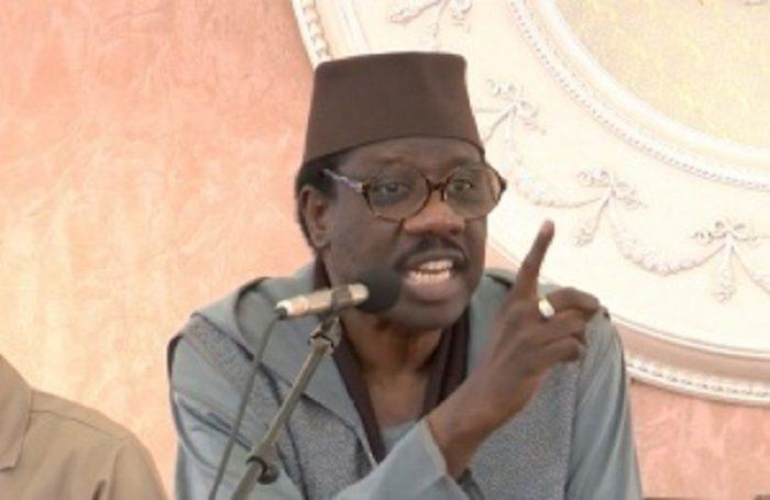 Serigne Moustapha Sy annonce sa candidature : «Si Macky ne