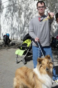 terapia con perros y sindrome de down