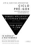 cartaz pré-go II