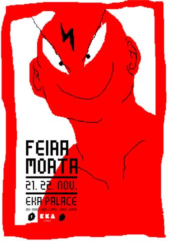 cartaz feira morta VII