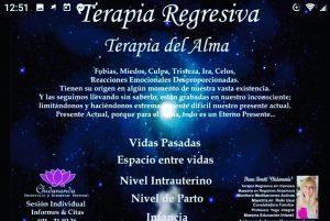 Formación Terapia Regresiva