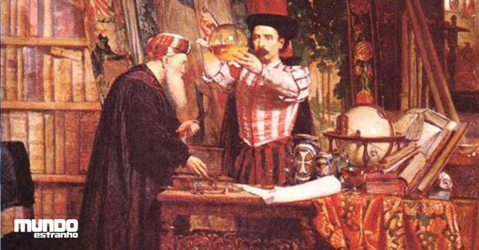 Alquimistas Europeus