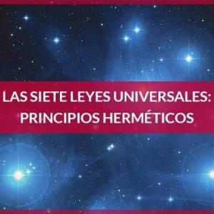 Las siete leyes universales