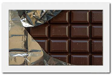 EL CHOCOLATE NEGRO ALIMENTA EL CEREBRO